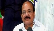VP candidate Naidu says I'm not competing against anyone