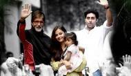 आराध्या के लिए अभिषेक ने किया कुछ एेसा, अमिताभ बच्चन भी सुनकर हुए भावुक
