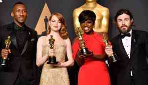 89th Academy Awards in pictures: #OscarsSoWhite to #OscarsSoRight