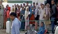 UP polls: 38.72 % voter turnout recorded till 1 pm