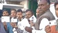 UP polls: 10.77 % voter turnout recorded till 9 am