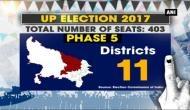 यूपी चुनाव: जानिए पांचवें चरण से जुड़े 10 दिलचस्प फैक्ट
