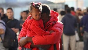 As US closes borders, thousands of Haitian refugees trapped in Mexico lose hope
