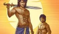 'बाहुबली 2' देखने से पहले पढ़िए बाहुबली का ग्राफिक नॉवेल