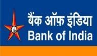 बैंक ऑफ़ इंडिया में वैकेंसी, 15 मार्च तक करें आवेदन