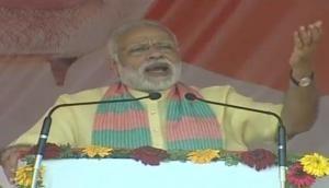 PM Modi mocks Amartya Sen, says hard work important than Harvard