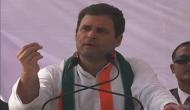 राहुल का मोदी पर हमला- एक ही बेटा है क्या गंगा मां का?