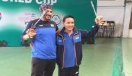 ISSF World Cup: Jeetu Rai clinches gold, Amanpreet Singh bags silver in 50m-pistol event