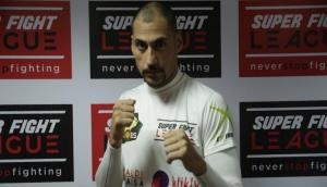 Watch: Super Fight League star Jason Solomon on what makes him the Delhi Don