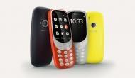एंड्रॉयड स्मार्टफोन से पहले भारत आएगा Nokia 3310