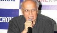 सुशांत सिंह मामले में हुई डायरेक्टर महेश भट्ट से पूछताछ, दो घंटे तक रिकॉर्ड किया गया बयान