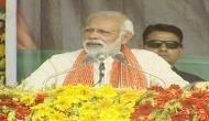 मिर्जापुर में बोले मोदी- 11 मार्च को जनता सपा-कांग्रेस और बसपा को करंट लगाने वाली है