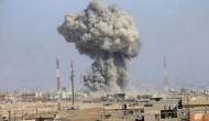 सऊदी अरब का यमन की राजधानी सना पर हवाई हमला, 35 की मौत