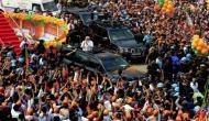 यूपी में चला मोदी मैजिक, BJP को तीन चौथाई बहुमत, 40 साल बाद रिकॉर्ड जीत