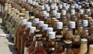 800 cartons of illicit liquor seized; 1 arrested