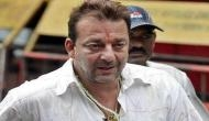 Sanjay Dutt completes a scene in one take