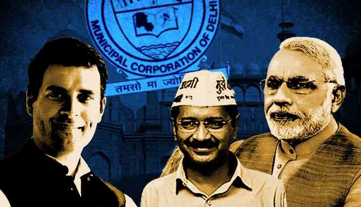 Why AAP is likely to sweep the Delhi municipal elections