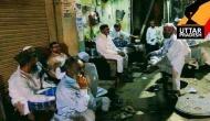 बनारस: आधी रात में मदनपुरा, नई सड़क पर जारी चुनावी चकल्लस