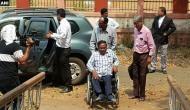 DU के प्रोफेसर साईबाबा को उम्रक़ैद, माओवादियों से संबंध के आरोप में दोषी करार