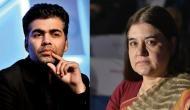 Karan Johar-Maneka Gandhi: How to represent the disadvantaged & get it wrong