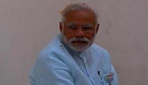 'Unhappy' Modi asks BJP MPs to ensure presence in Parliament