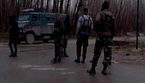 J-K: Terrorist killed, fierce gunbattle underway in Pulwama