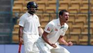 IND Vs AUS: चोटिल मिशेल स्टार्क टेस्ट सीरीज़ से बाहर
