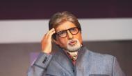 'ठग्स ऑफ हिंदोस्तान' की शूटिंग के लिए अमिताभ बच्चन हुए रवाना