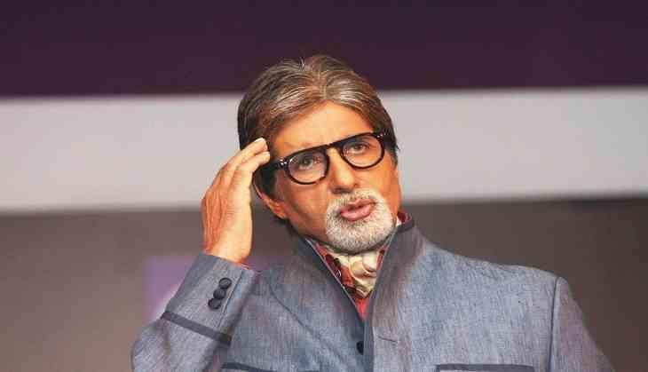 After Sonam Kapoor, Amitabh Bachchan 'scolds' Ranveer Singh on Twitter