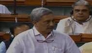 Army addressing Sahayak System complaint, says Parrikar