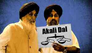 How Punjab completely decimated the mighty Akali Dal