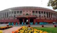 Lok Sabha adjourned over Hegde's Constitution remark