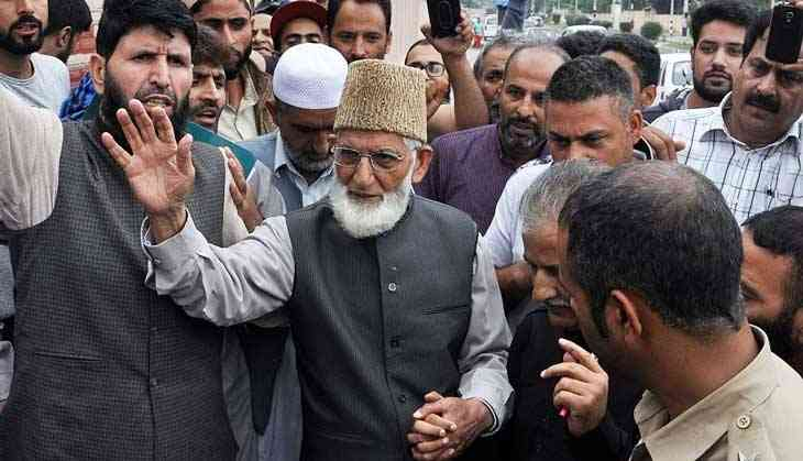 Centre's carrot & stick policy in Kashmir: Relaxes curbs on separatists amid encounters of militants