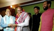 N Biren Singh set to lead BJP's first government in Manipur