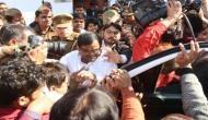 लखनऊ: गैंगरेप केस में आरोपी गायत्री प्रजापति गिरफ़्तार
