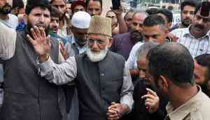 Geelani chooses Sehrai as his successor. Why the succession might be far from smooth