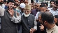 सैयद अली शाह गिलानी के नाती को सरकारी पद और कश्मीर में चल रही मिलीभगत