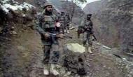 जम्मू-कश्मीर: कुपवाड़ा में LoC पर 4 पाकिस्तानी घुसपैठिए ढेर
