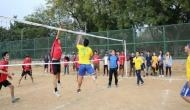 Delhi: Northeast students celebrate human excellence through sports