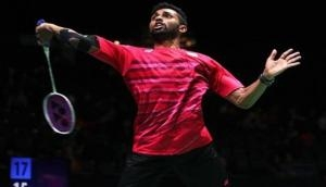 China Open: Jonathan Christie stuns Prannoy Roy in round-of-32