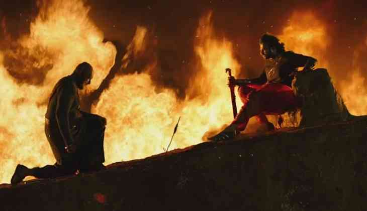 Never imagined why Kattappa killed Baahubali will be a talking point in India: Prabhas