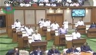 Odisha Assembly adjourned thrice over gangrape