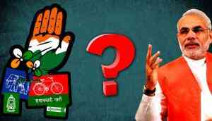 Own house in disarray, Cong looks for rainbow coalition to counter BJP