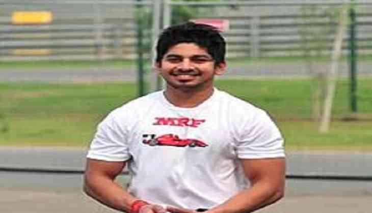 81cc94eff1ea Car racer Ashwin Sundar