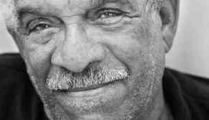 The world loses Derek Walcott, the man. But never the poet