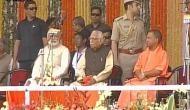 Live: योगी ने मंत्रियों समेत ली सीएम पद की शपथ, पीएम मोदी समेत भाजपा आलाकमान मौजूद