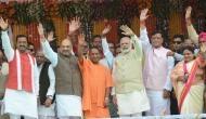 यूपी निकाय चुनाव: योगी ने पास की पहली परीक्षा, भाजपा बड़ी जीत की तरफ बढ़ी