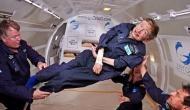 ट्रंप के अमेरिका से निराश साइंटिस्ट स्टीफन हॉकिंग करेंगे अंतरिक्ष की सैर