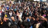 JNU erupts as students protest against massive seat cut for research courses