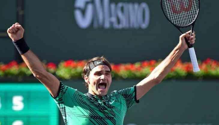 Roger Federer reaches landmark 100th ATP title with Dubai win